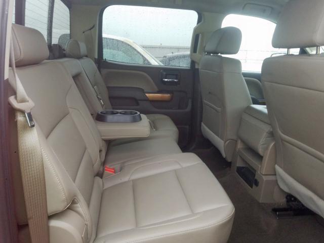 2016 Chevrolet  | Vin: 1GC1KWEG9GF185566