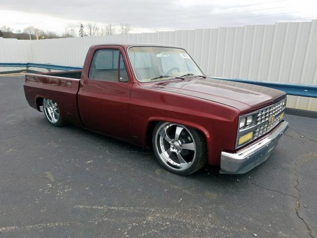 1986 Chevrolet C10 5.0L