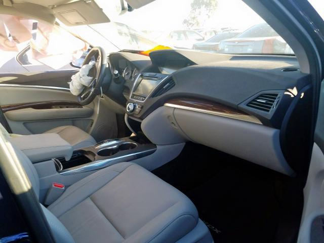 2016 Acura MDX TECHNOLOGY | Vin: 5FRYD4H4XGB017775