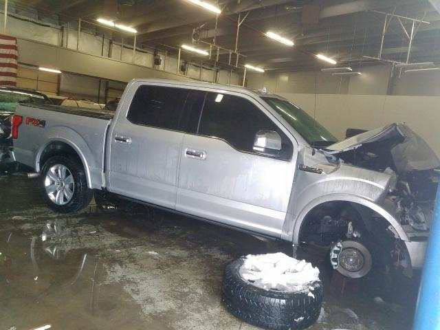 Vehiculos salvage en venta de Copart Littleton, CO: 2018 Ford F150 Super