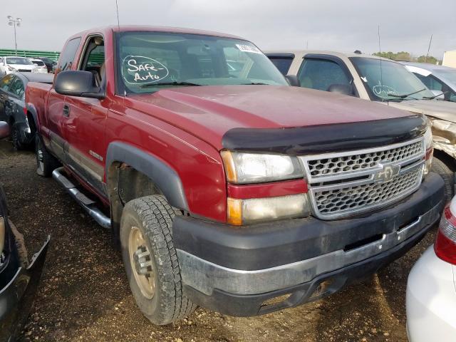 2005 Chevrolet Silverado en venta en Houston, TX