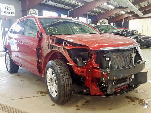 Cadillac salvage cars for sale: 2015 Cadillac SRX Luxury