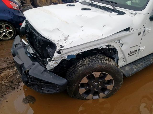 2018 Jeep WRANGLER | Vin: 1C4HJXEG2JW302676