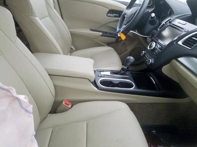 2018 Acura RDX ADVANCE   Vin: 5J8TB4H73JL013455