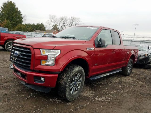 2015 Ford  | Vin: 1FTEX1EP8FKD94003
