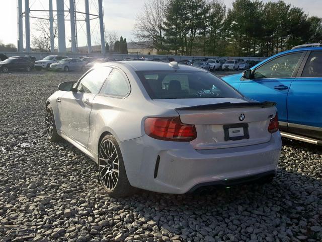 2020 BMW M2 | Vin: WBS2U7C04L7D74796