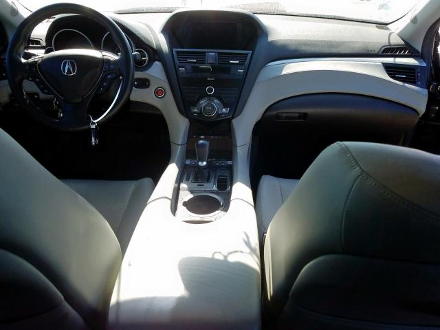 2013 Acura ZDX | Vin: 2HNYB1H68DH500267