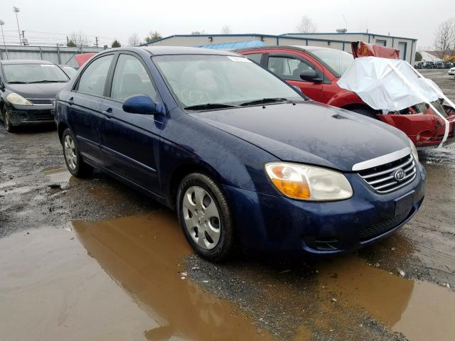 Used 2007 KIA SPECTRA - Small image. Lot 30431190