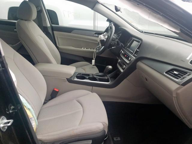 2018 Hyundai SONATA | Vin: 5NPE34AF9JH657584