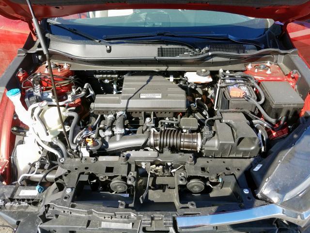 2019 Honda CR-V | Vin: 5J6RW1H87KL002488