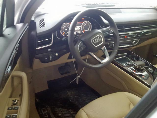 2019 Audi Q7 PRESTIGE | Vin: WA1VAAF79KD018077