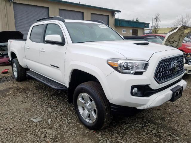 2019 Toyota TACOMA | Vin: 3TMDZ5BNXKM064964