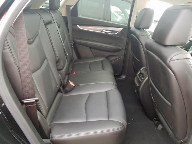 2018 Cadillac XT5 | Vin: 1GYKNDRS6JZ137764
