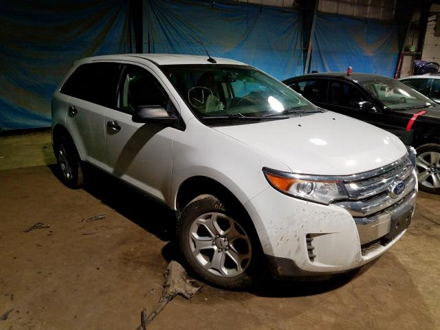 2014 Ford Edge SE en venta en Hammond, IN
