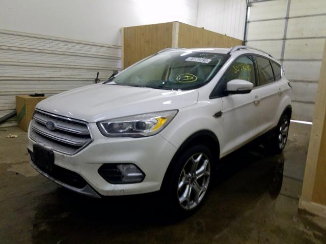 2017 Ford  | Vin: 1FMCU9J94HUA23249