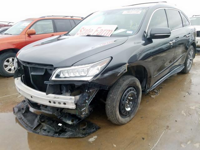 2014 Acura MDX TECHNOLOGY | Vin: 5FRYD4H46EB049037