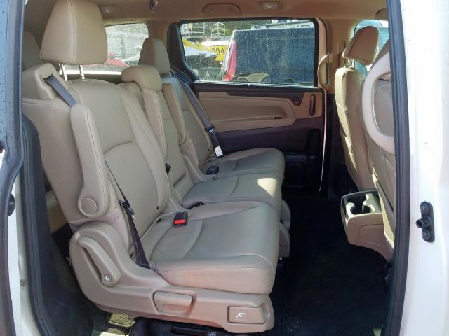 2018 Honda ODYSSEY | Vin: 5FNRL6H77JB108024