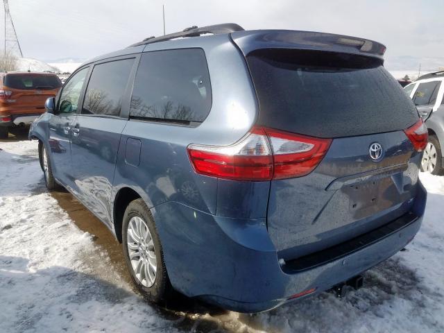 2015 Toyota SIENNA | Vin: 5TDYK3DC1FS613060