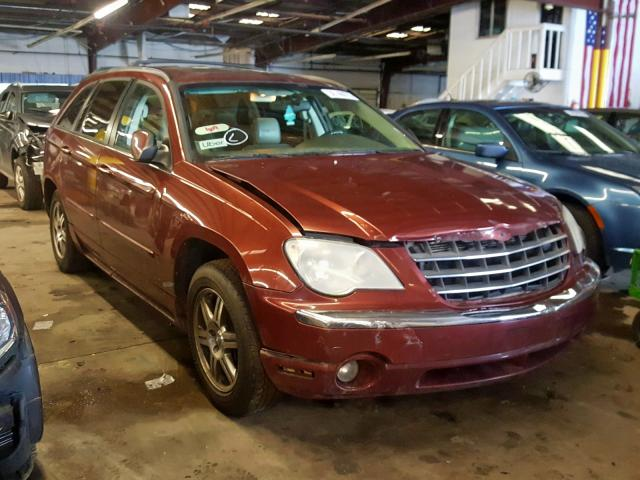 Chrysler Pacifica L salvage cars for sale: 2007 Chrysler Pacifica L