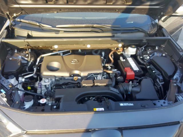 2019 Toyota RAV4   Vin: 2T3K1RFV7KW042886