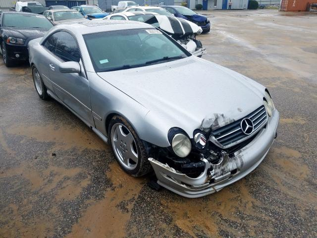 2001 Mercedes-Benz CL 55 AMG for sale in Gaston, SC