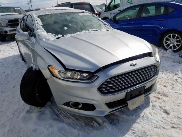 Ford Fusion Titanium salvage cars for sale: 2016 Ford Fusion Titanium