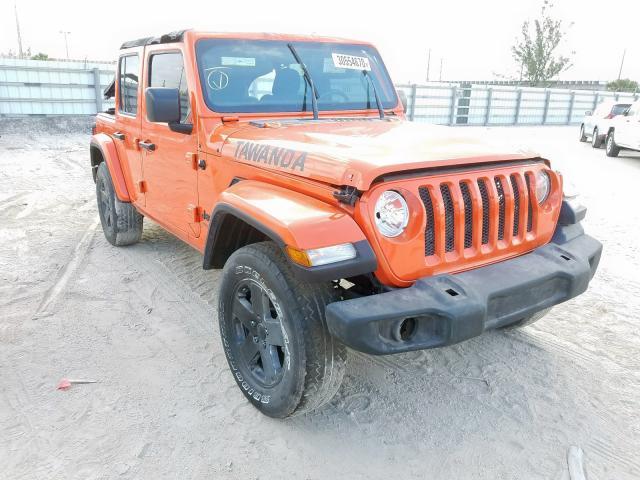 2018 Jeep Wrangler U 3.6L