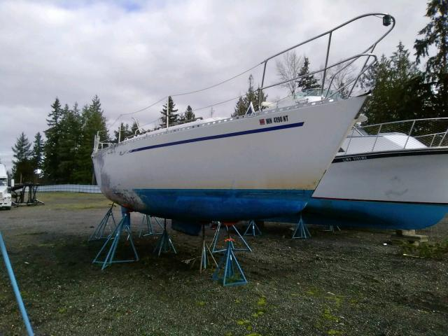 Salvage cars for sale from Copart Arlington, WA: 1987 Other Marine Lot