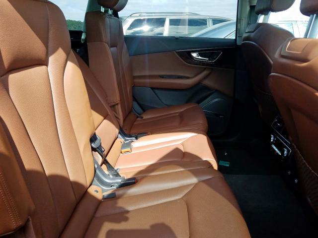 2018 Audi Q7 PRESTIGE   Vin: WA1VAAF75JD008502