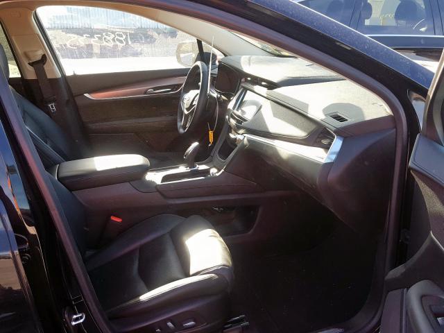 2017 Cadillac XT5 | Vin: 1GYKNBRSXHZ300186