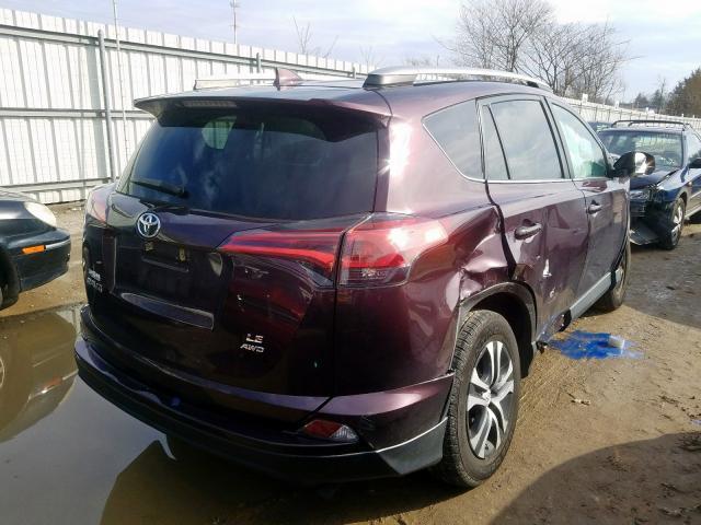 2018 Toyota  | Vin: 2T3BFREV9JW764300