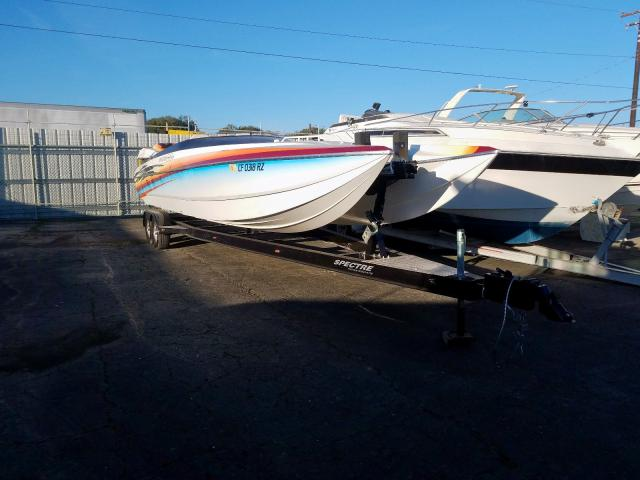 Spec salvage cars for sale: 2003 Spec Boat