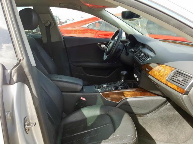 2013 Audi A7 QUATTRO | Vin: WAUWGCFC4DN009881