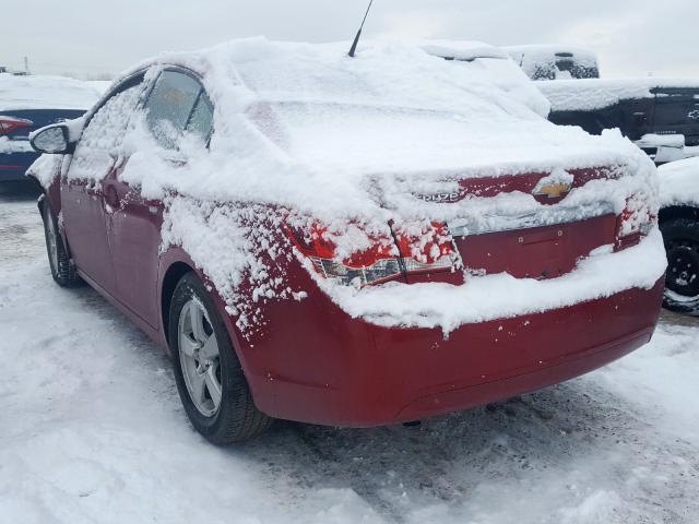 2013 Chevrolet  | Vin: 1G1PC5SB8D7209610