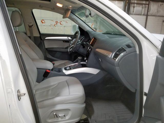 2015 Audi Q5 TDI PREMIUM PLUS | Vin: WA1CMAFP0FA002467