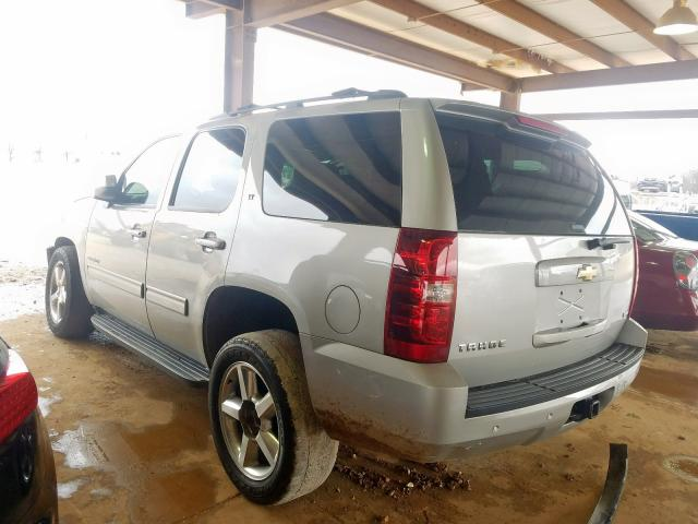 2009 CHEVROLET TAHOE K150 - Right Front View