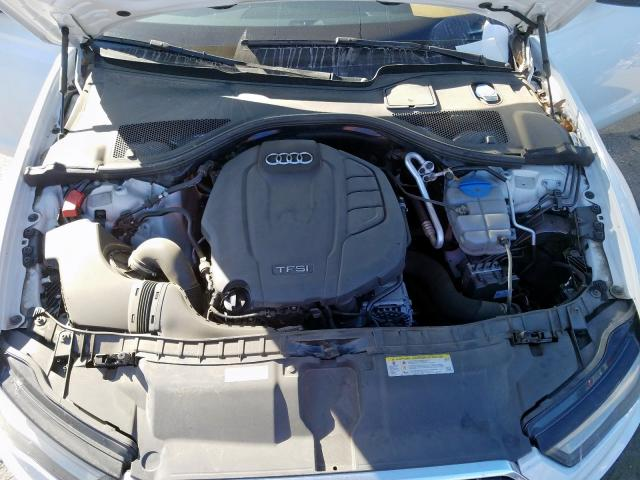 2017 Audi A6 PREMIUM PLUS | Vin: WAUD8AFC7HN118057