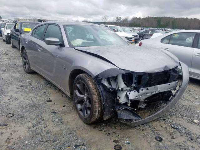 2018 Dodge CHARGER | Vin: 2C3CDXCT7JH237831