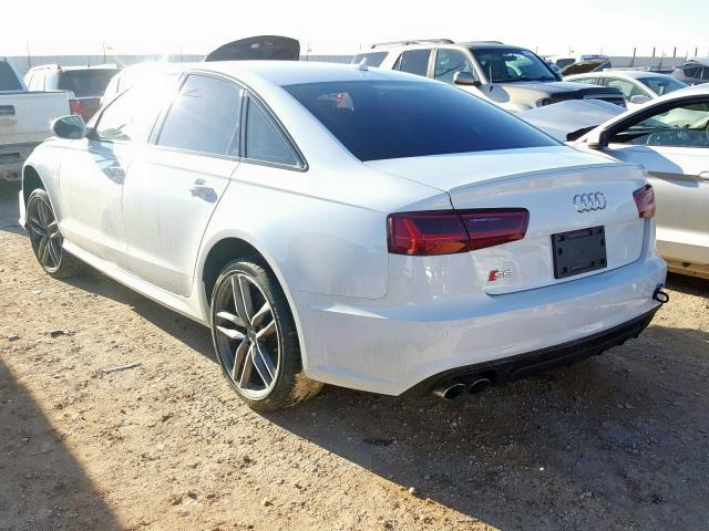 2016 Audi S6 | Vin: WAUF2AFC5GN191369