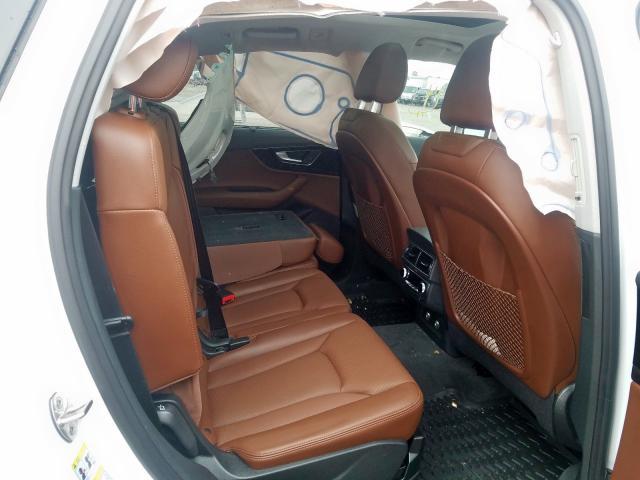 2019 Audi Q7 PRESTIGE | Vin: WA1VAAF73KD028989
