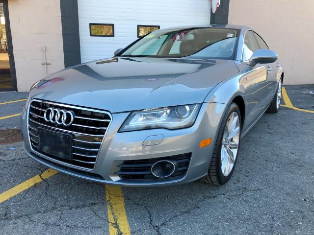 Salvage 2014 Audi A7 PREMIUM for sale