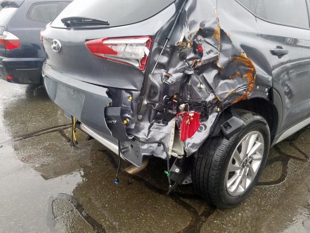 2018 Hyundai TUCSON | Vin: KM8J3CA48JU760987