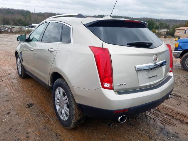 2016 Cadillac SRX | Vin: 3GYFNBE31GS556275