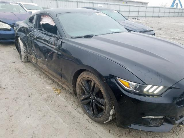 2017 Ford MUSTANG   Vin: 1FA6P8TH6H5213027