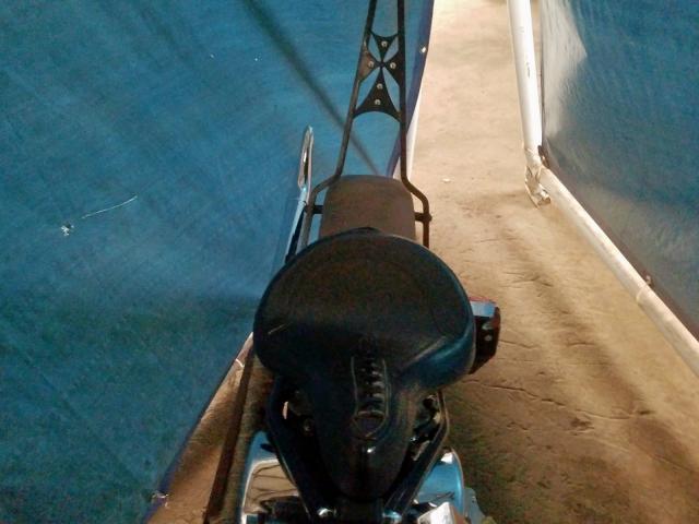 2008 CUST TANKER MOTORCYCLE - Interior View