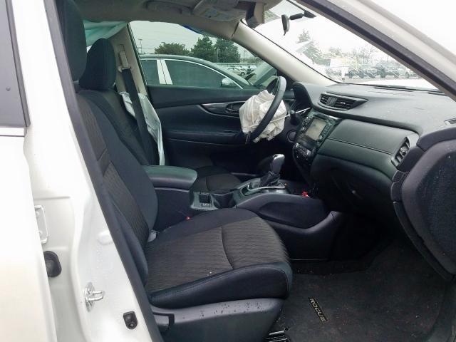 2017 Nissan    Vin: 5N1AT2MV4HC825915
