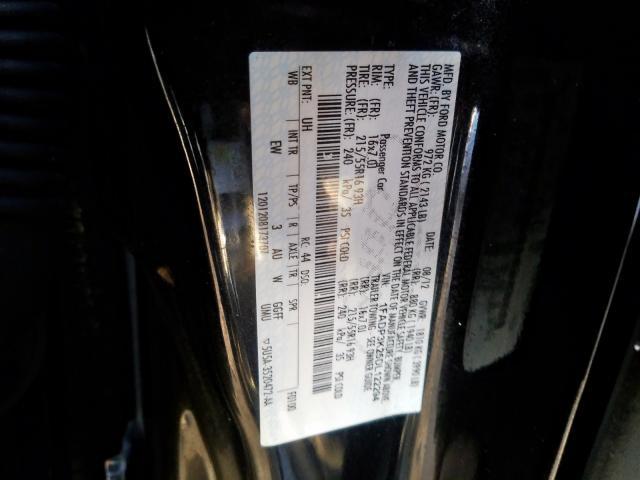 2013 Ford  | Vin: 1FADP3K25DL122294