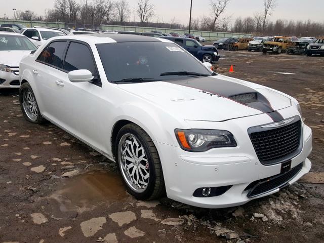Chrysler salvage cars for sale: 2014 Chrysler 300