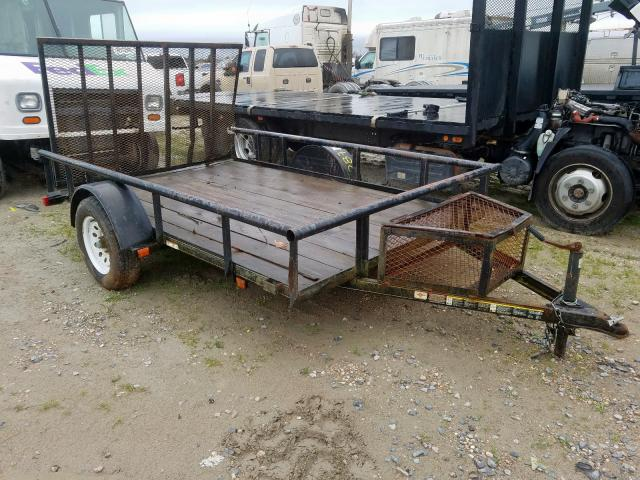 Carry-On salvage cars for sale: 2014 Carry-On Trailer