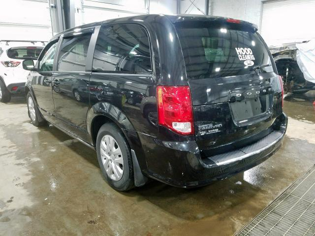 2018 Dodge GRAND | Vin: 2C4RDGBG3JR169998